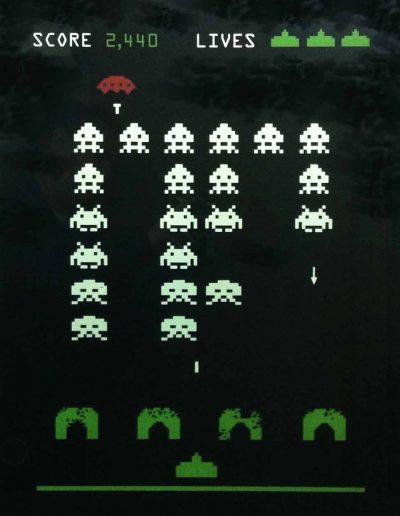 Invaders space wf
