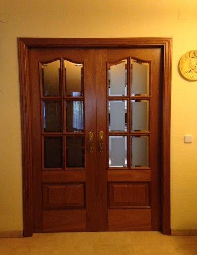 Puertas con Bisel